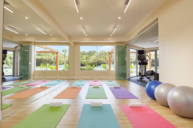 Courtyard Aruba Resort-Fitness Center - Yoga Studio<br/>Image from Leonardo