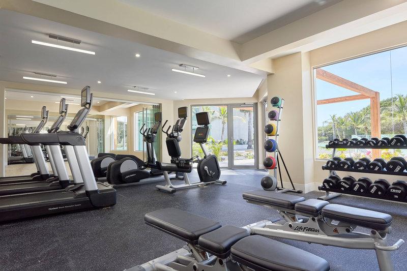 Courtyard Aruba Resort-Fitness Center<br/>Image from Leonardo