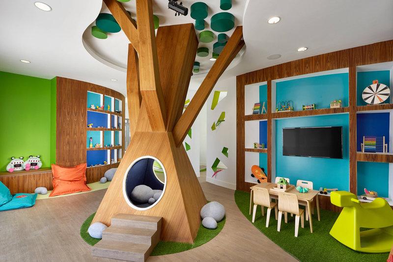Courtyard Aruba Resort-Kids Cave<br/>Image from Leonardo