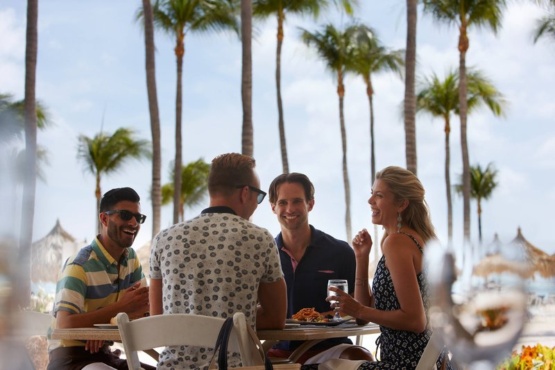 Aruba Marriott Resort - La Vista Terrace <br/>Image from Leonardo