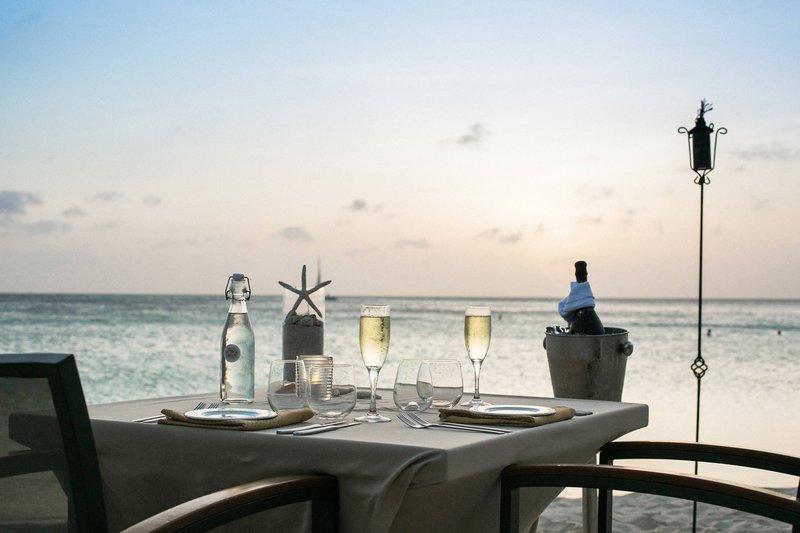 Aruba Marriott Resort - Atardi - Beachfront Dining <br/>Image from Leonardo