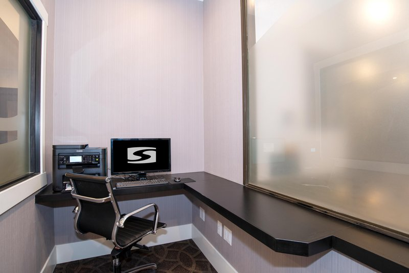 Sandman Hotel Calgary City Ctr-Business Centre<br/>Image from Leonardo