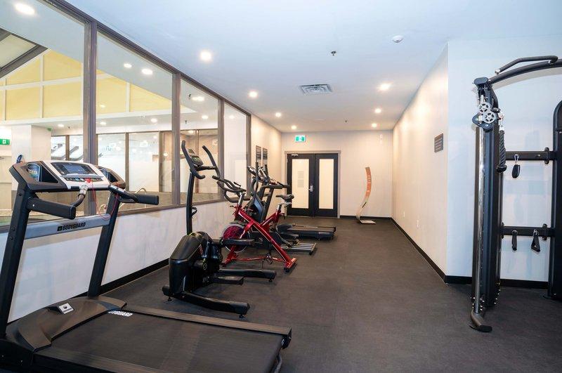 Sandman Hotel Calgary City Ctr-Fitness Centre<br/>Image from Leonardo