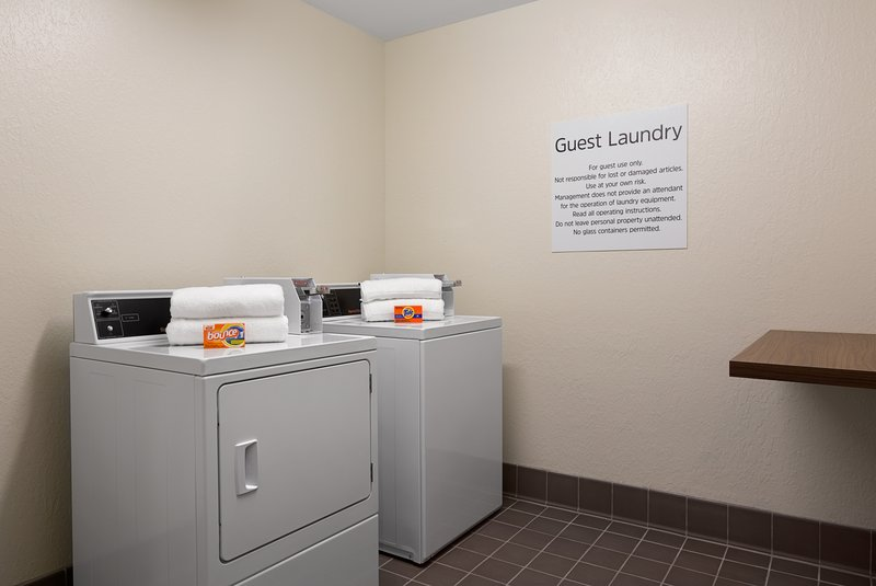 Holiday Inn Express Lake Park-Guest Laundry<br/>Image from Leonardo