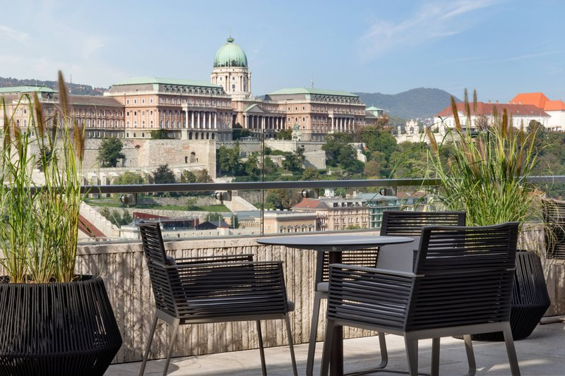 Budapest Marriott Hotel-M Club Lounge View<br/>Image from Leonardo