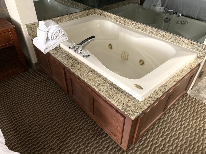 Holiday Inn Express Holland-Jacuzzi Suite<br/>Image from Leonardo