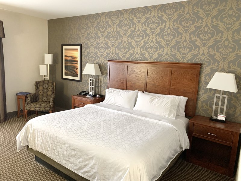 Holiday Inn Express Holland-King Bed Guest Room<br/>Image from Leonardo