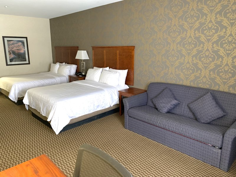 Holiday Inn Express Holland-Guest Room<br/>Image from Leonardo
