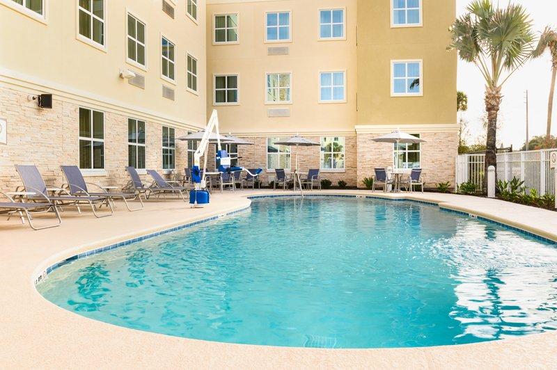 Staybridge Suites Vero Beach-Cool Off , Relax and Enjoy Heated Pool<br/>Image from Leonardo