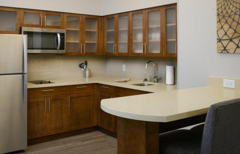 Staybridge Suites Vero Beach-Spacious Kitchens Save Money<br/>Image from Leonardo