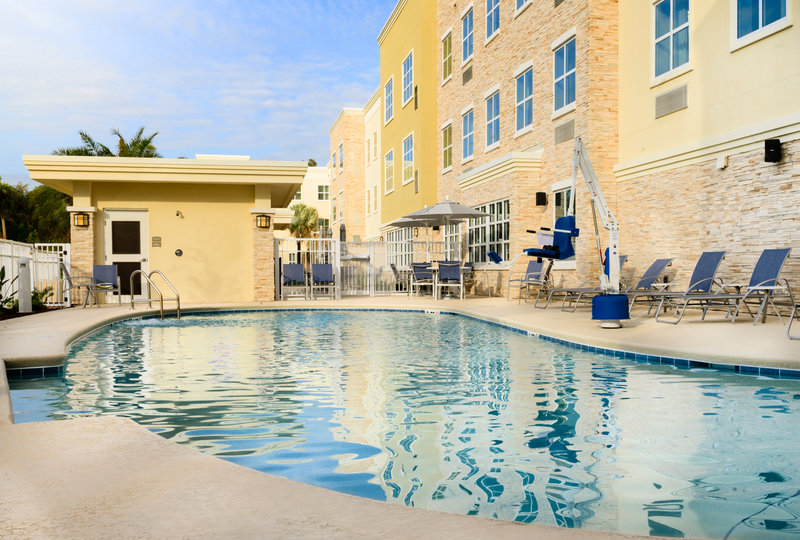 Staybridge Suites Vero Beach-Refreshing Outdoor Pool<br/>Image from Leonardo