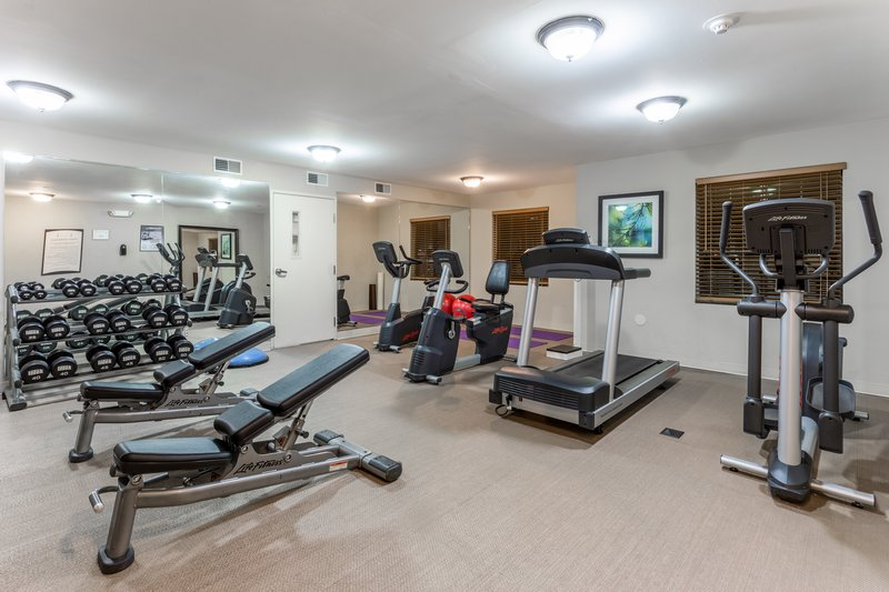 Staybridge Suites Davenport-Fitness Center<br/>Image from Leonardo