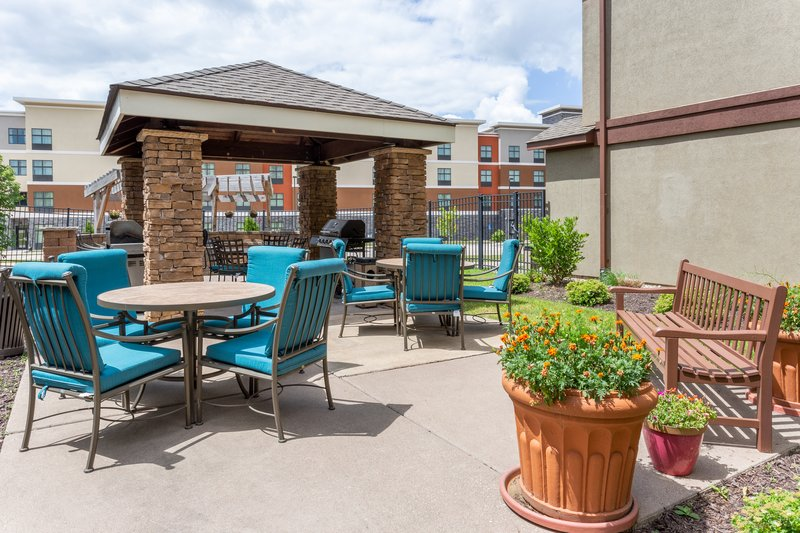 Staybridge Suites Davenport-Guest Patio<br/>Image from Leonardo