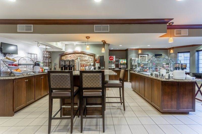 Staybridge Suites Davenport-Breakfast Area<br/>Image from Leonardo