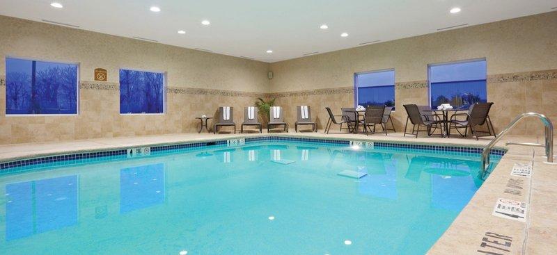 Holiday Inn Express Evansville - West-Indoor Pool<br/>Image from Leonardo