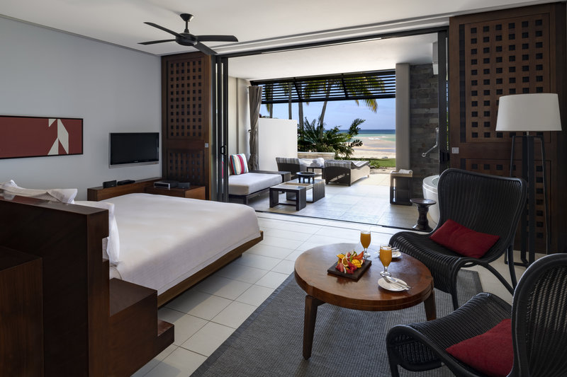 InterContinental Fiji Golf Resort & Spa - 1 King Bed Beachfront View (KDXG) - Ground Floor  <br/>Image from Leonardo