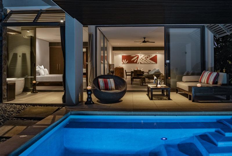InterContinental Fiji Golf Resort & Spa-Club InterContinental Plunge Pool Suites<br/>Image from Leonardo