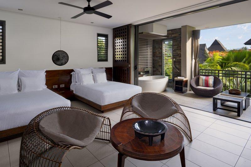 InterContinental Fiji Golf Resort & Spa - 2 Double Beds Garden View - Top Floor  <br/>Image from Leonardo