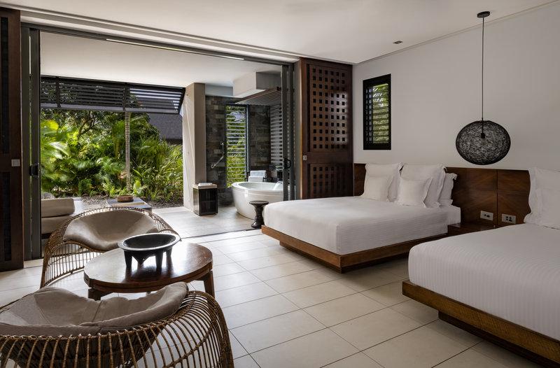 InterContinental Fiji Golf Resort & Spa - Garden Twin Bedroom <br/>Image from Leonardo
