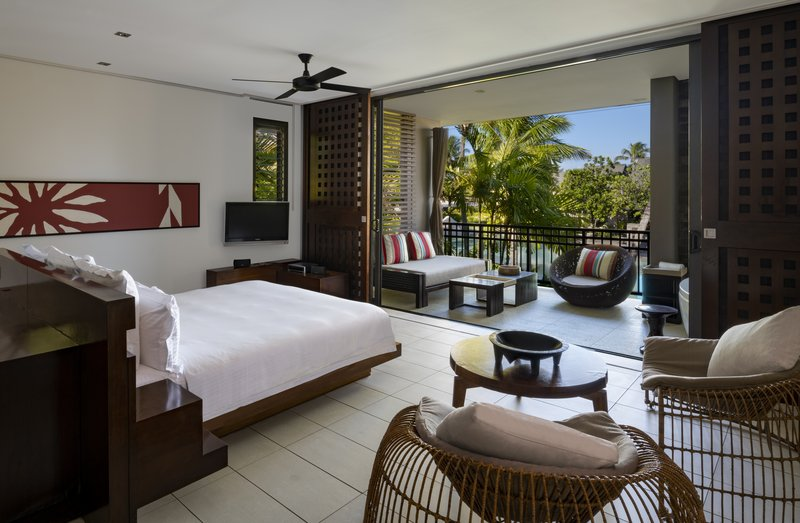 InterContinental Fiji Golf Resort & Spa-King Pool View Room Upstairs<br/>Image from Leonardo