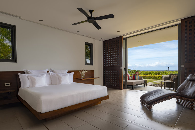 InterContinental Fiji Golf Resort & Spa - Natadola Suite - Master King Bedroom <br/>Image from Leonardo