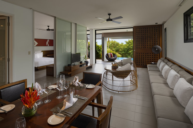 InterContinental Fiji Golf Resort & Spa - Club InterContinental Plunge Pool Suites <br/>Image from Leonardo