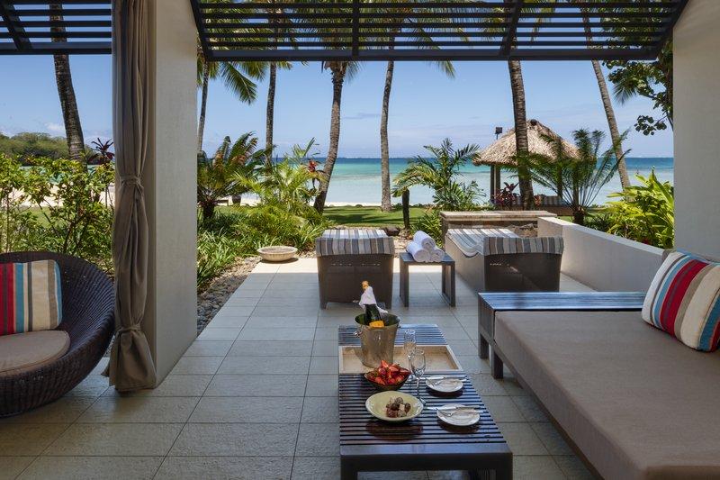 InterContinental Fiji Golf Resort & Spa-1 King Suite Beachfront View (ODXG) – Ground Floor<br/>Image from Leonardo