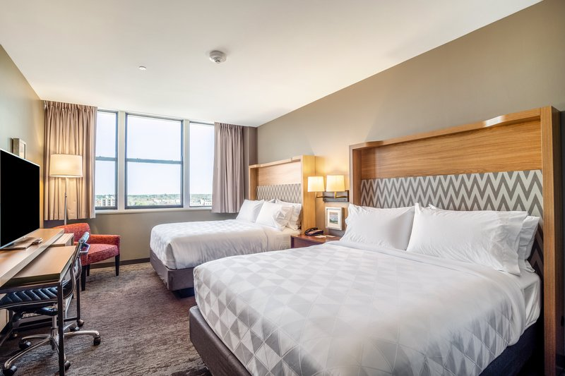Holiday Inn Columbia Downtown-Queen View Room with Views of the City<br/>Image from Leonardo