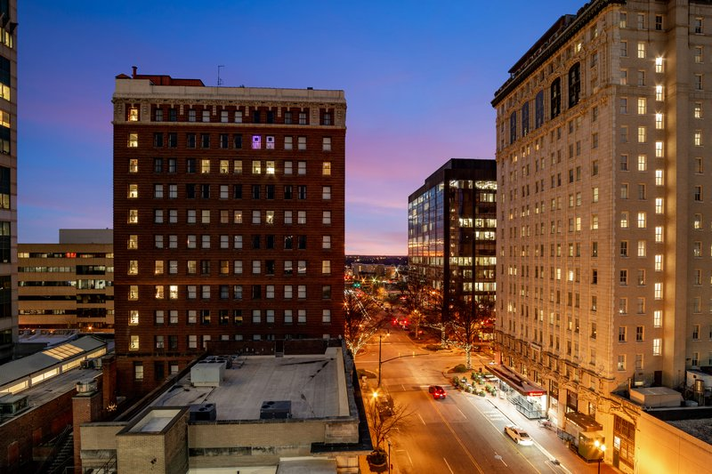 Holiday Inn Columbia Downtown-Columbia Night View<br/>Image from Leonardo