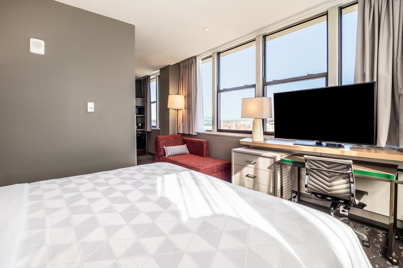 Holiday Inn Columbia Downtown-Executive room with beautiful views of the city<br/>Image from Leonardo