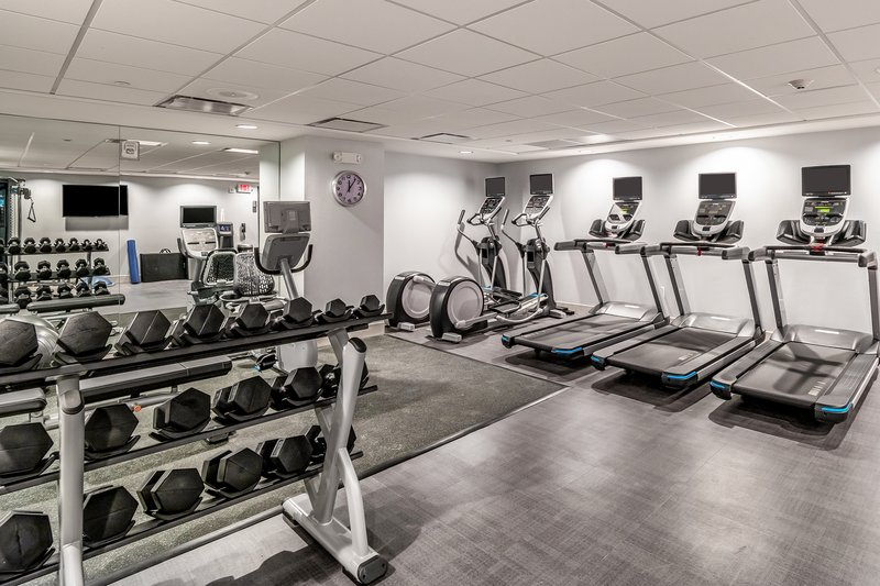 Holiday Inn Columbia Downtown-Fitness Center<br/>Image from Leonardo