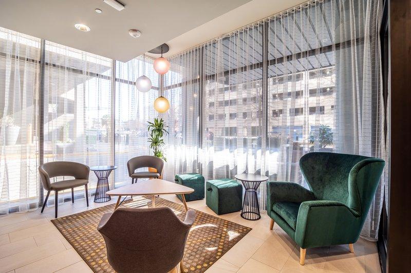 Holiday Inn Columbia Downtown-Hotel Lobby<br/>Image from Leonardo