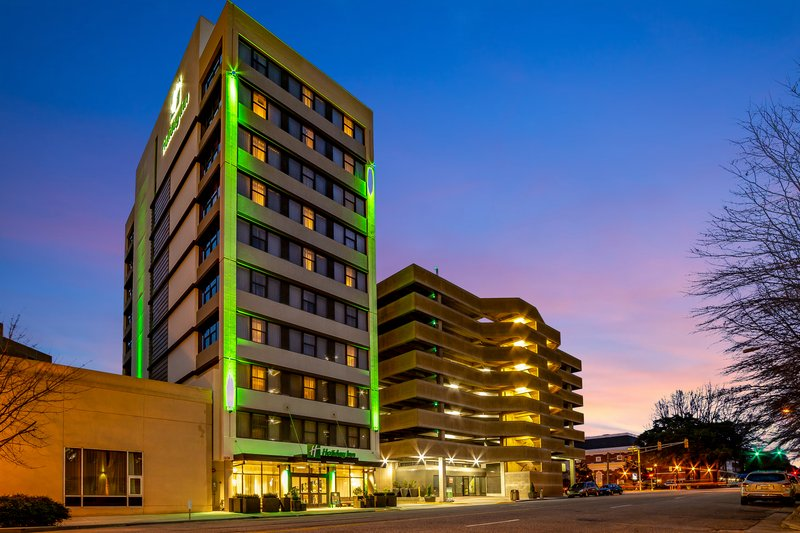 Holiday Inn Columbia Downtown-Hotel Exterior<br/>Image from Leonardo