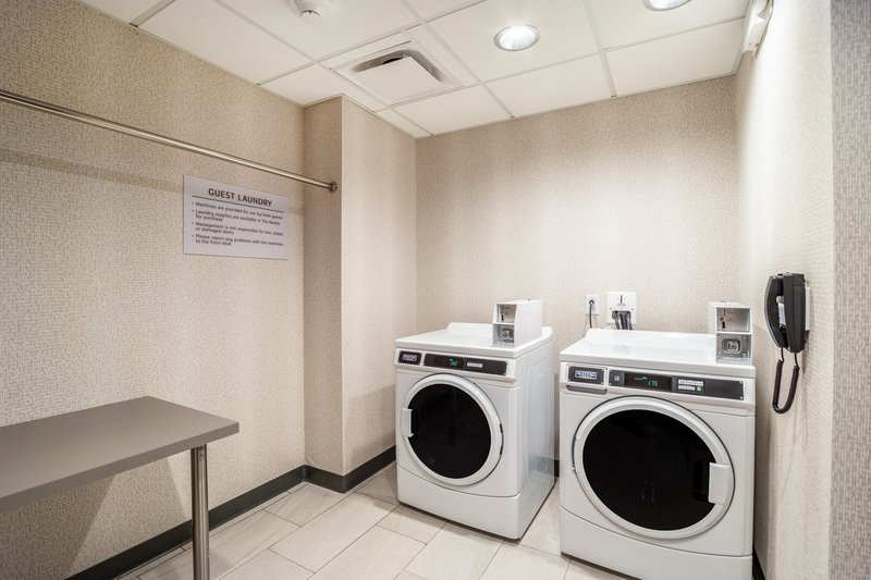Holiday Inn Columbia Downtown-Laundry Facility<br/>Image from Leonardo