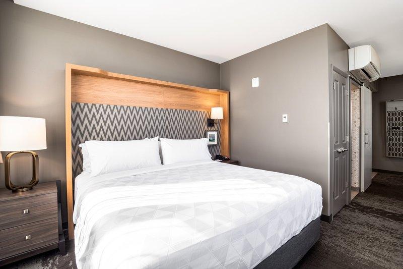 Holiday Inn Columbia Downtown-King Liesure Guest Room<br/>Image from Leonardo