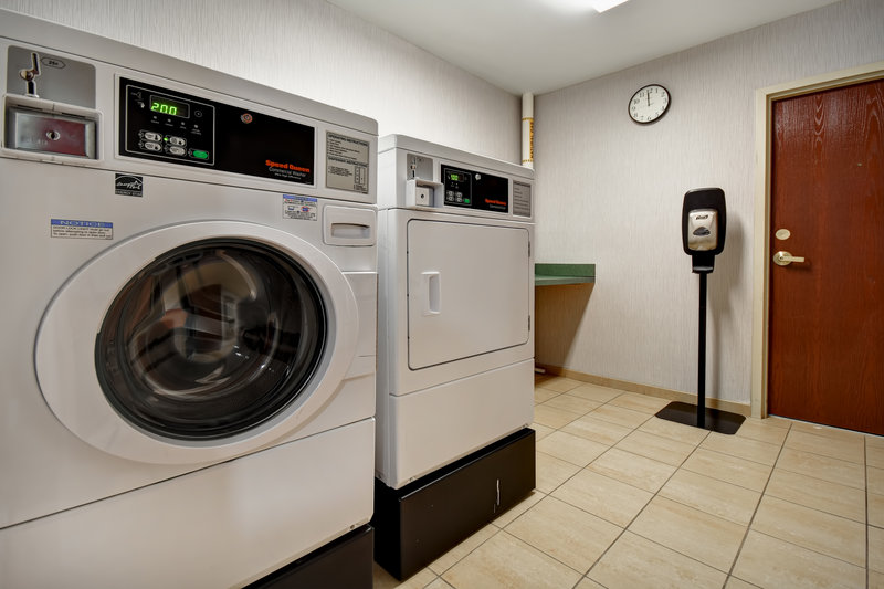 Holiday Inn Express Middletown/Newport-Laundry Facility<br/>Image from Leonardo