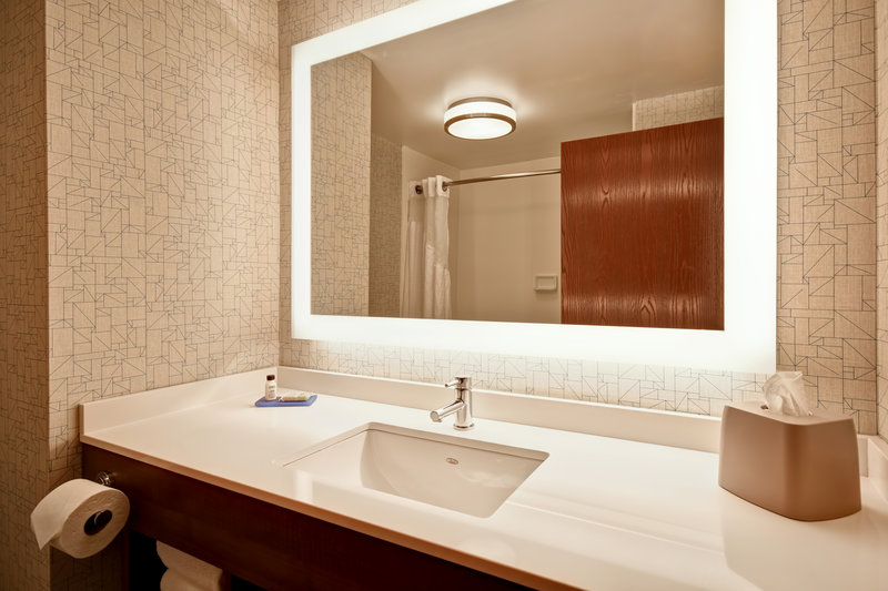 Holiday Inn Express Middletown/Newport-Guest Bathroom<br/>Image from Leonardo