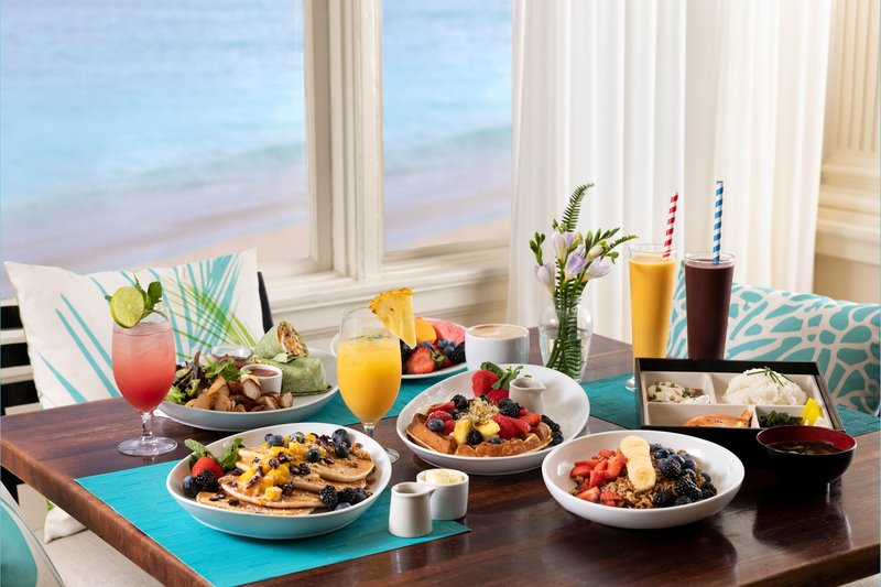 Moana Surfrider, A Westin Resort & Spa, Waikiki Beach - veranda at the beachhouse - Breakfast <br/>Image from Leonardo