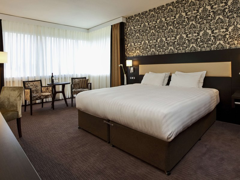 Mercure Antwerpen City South-Guest Room<br/>Image from Leonardo