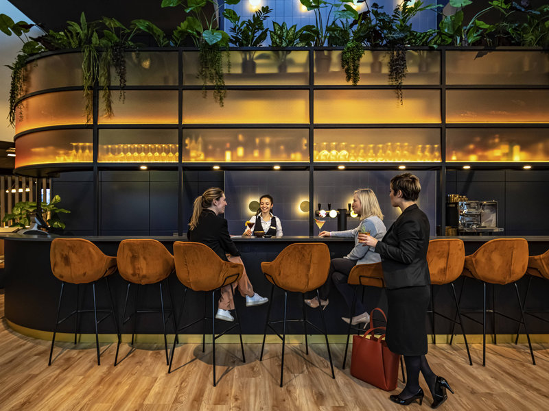 Mercure Antwerpen City South-Restaurant<br/>Image from Leonardo