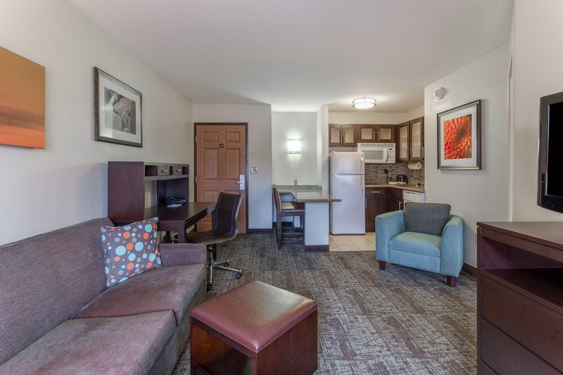 Staybridge Suites Davenport-Room Feature <br/>Image from Leonardo