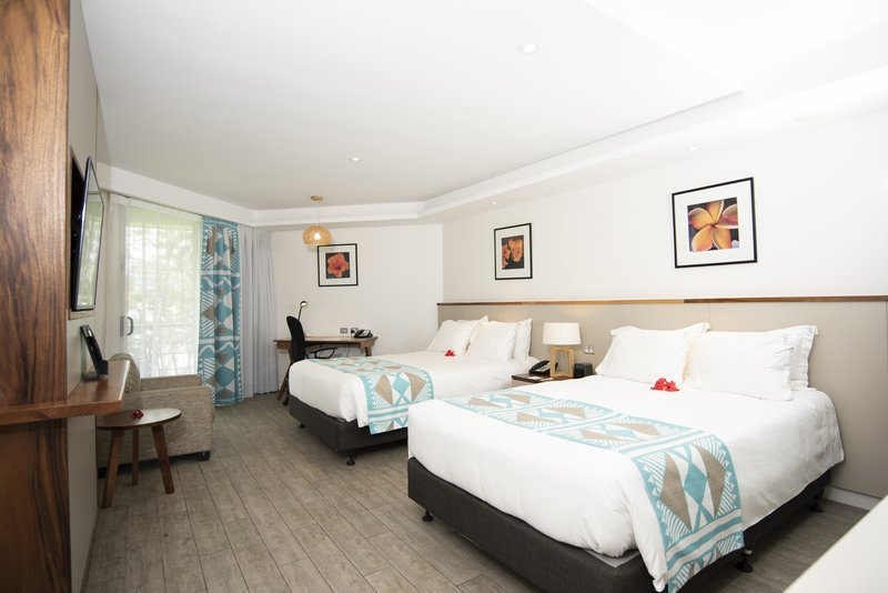 Holiday Inn Suva-Double Bed Guest Room<br/>Image from Leonardo