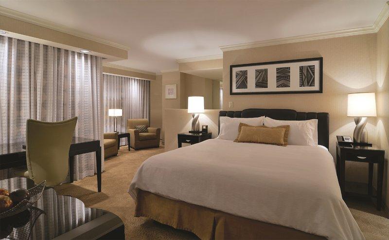 New York-New York Hotel-One Bdrm Luxury Suite Bedroom<br/>Image from Leonardo