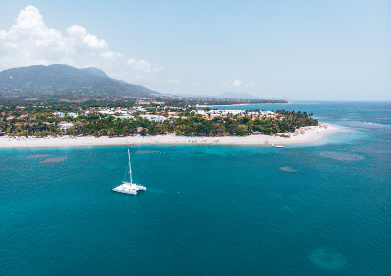 Casa Colonial Beach & Spa-Aerial View<br/>Image from Leonardo