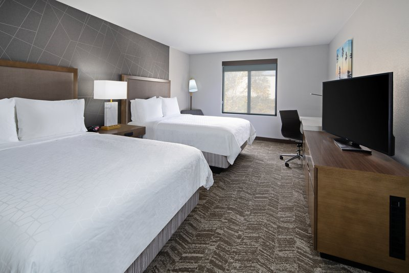 Holiday Inn Express Hotel & Suites Santa Clarita-2 Queen Beds Nonsmoking <br/>Image from Leonardo