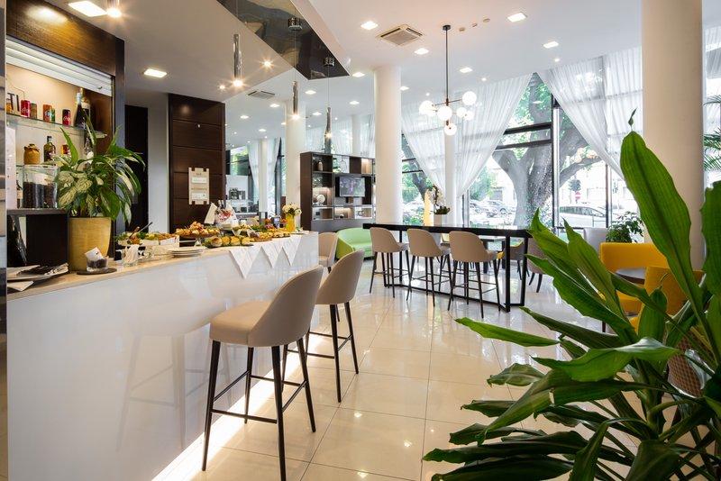 Holiday Inn Turin - Corso Francia-Bar and Lounge<br/>Image from Leonardo