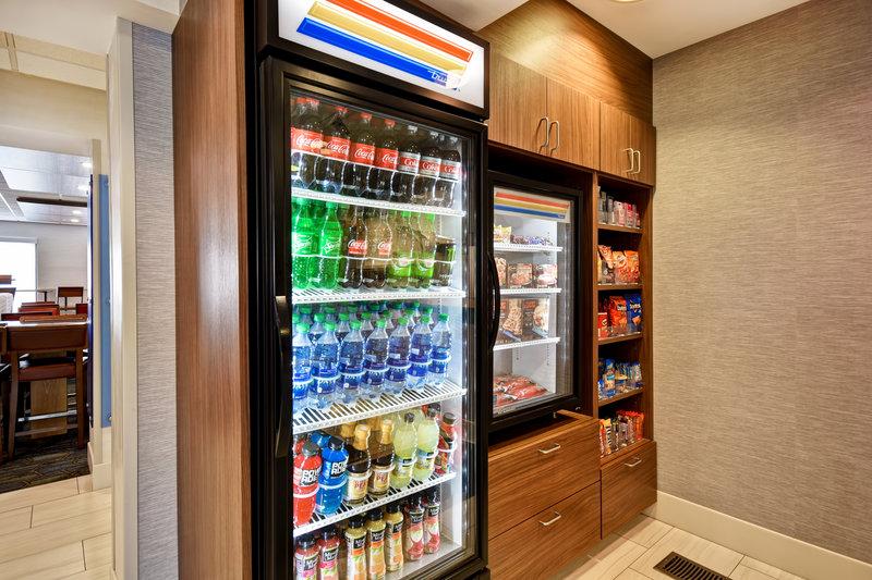 Holiday Inn Express Middletown/Newport-Beverage Selection<br/>Image from Leonardo