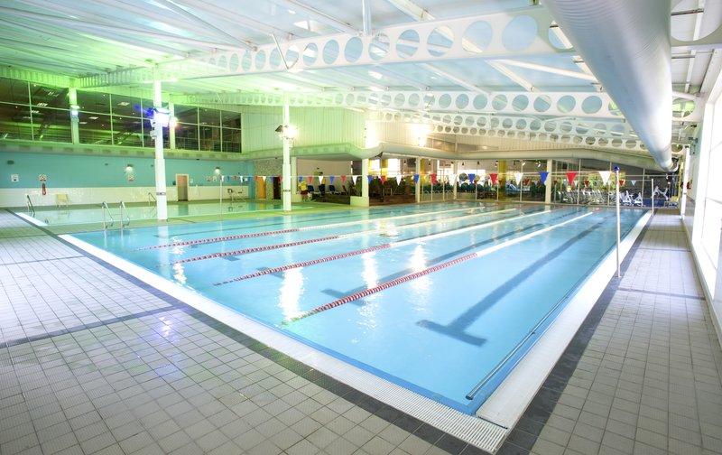 Holiday Inn London Gatwick - Worth-Swimming pool<br/>Image from Leonardo