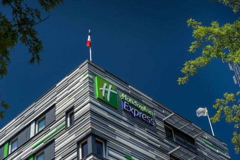 Holiday Inn Express Strasbourg - Centre-Hotel Exterior<br/>Image from Leonardo