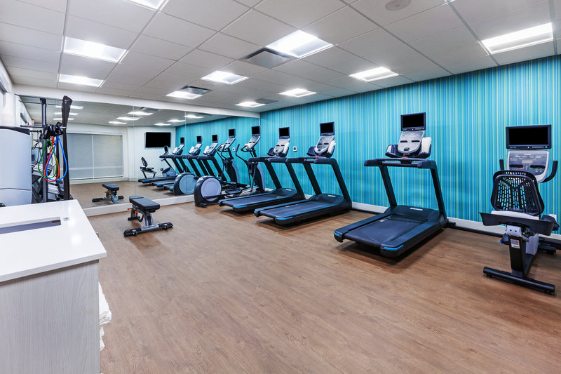Holiday Inn Express And Suites Tulsa Northeast Owasso-Gym<br/>Image from Leonardo